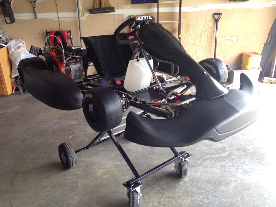 2014 Margay Ignite Karting Package | STLRacing com