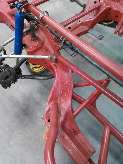 modified chassis help | STLRacing com