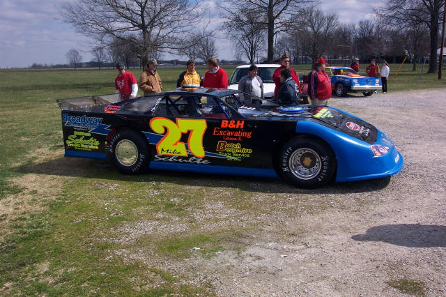 99 GRT Late Model for sale | STLRacing com