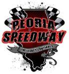 FEGER TAKES BUD SERIES ROUND 6 At PEORIA SPEEDWAY