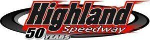 Highland Speedway attempted to defeat Mother Nature on Saturday Night
