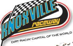 World of Outlaws Compete at Knoxville Raceway on May 11
