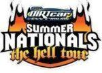Shannon Babb edges Heckenast for UMP DIRTcar Summer Nationals win at Attica!