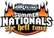 Rain Cancels Saturday's DIRTcar Summer Nationals 'Hell Tour' Event at Cedar Lake Speedway