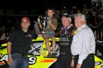 Kimmel wins 75th career ARCA race at Lucas Oil Raceway