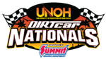 Heavy Rain Forces Volusia to Cancel Wednesday's UNOH DIRTcar Nationals Action