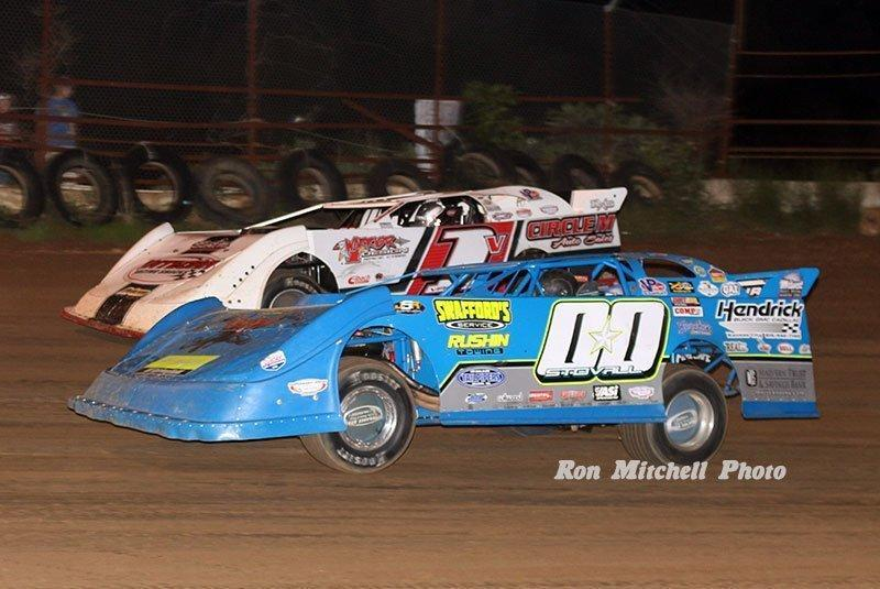 Jesse Stovall - Ron Mitchell Photo