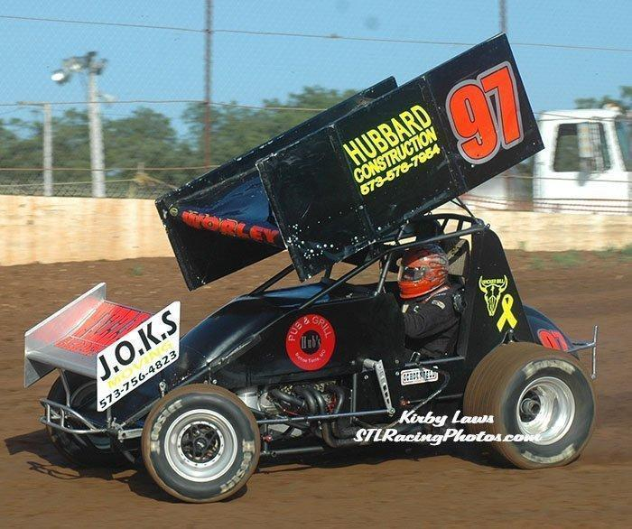 Tommy Worley, Jr.  - Kirby Laws photo