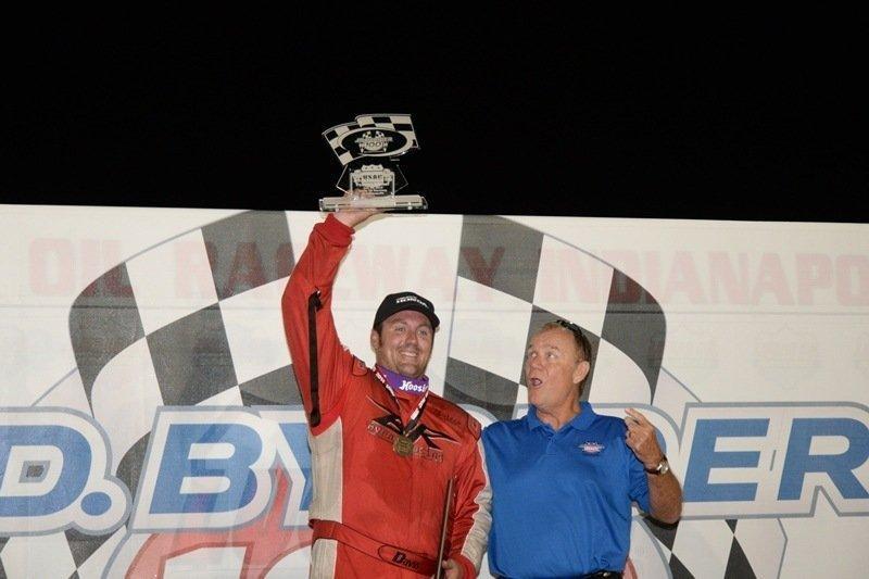 Race Winner