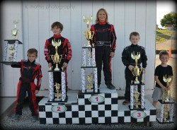 Kid Kart Winners