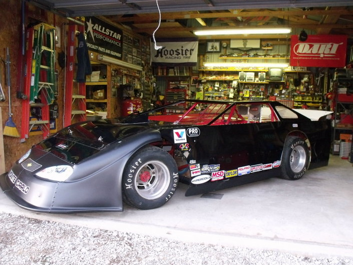 Grt crate dirt late model race car for sale | STLRacing com