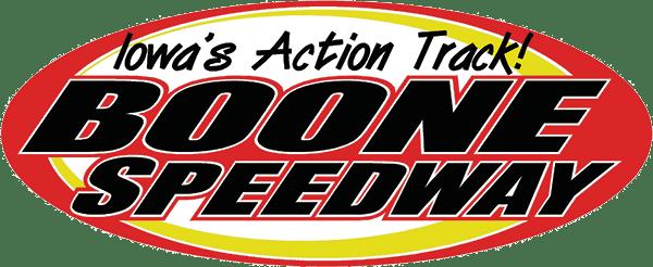 Boone Speedway logo 2014.